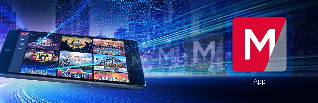 Spil fra din mobil hos Maria Casino og vind store gevinster