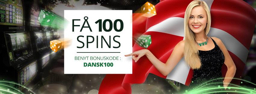 Dansk777 bonuskode