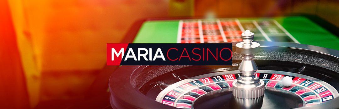 1000 kr bonus og 100 free spins til Maria Casino