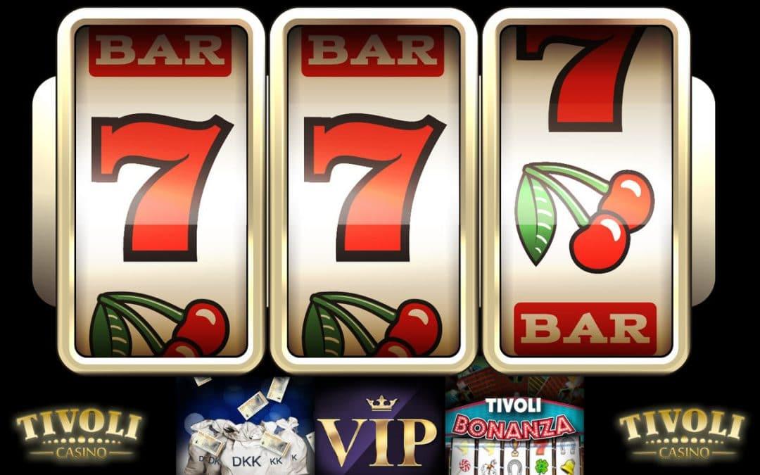 Top 10 spilleautomater på online casino