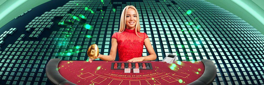 Live Roulette-Turnering hos Maria Casino