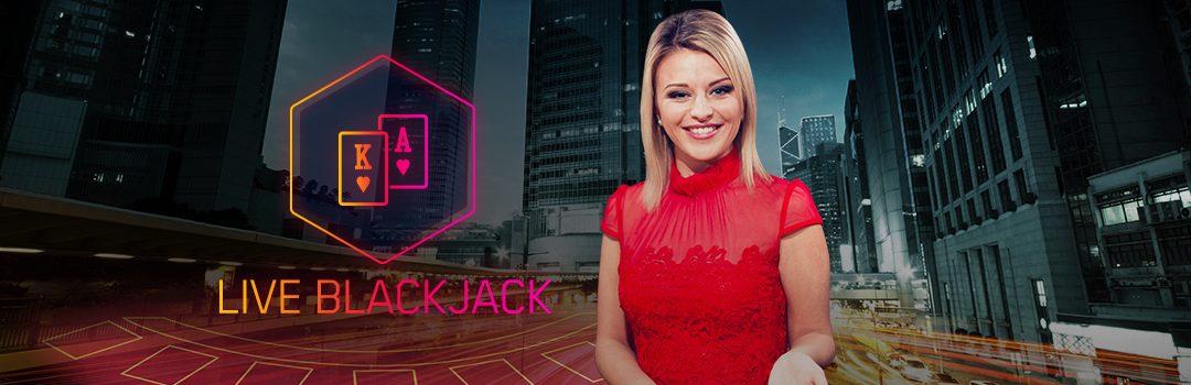 Blackjack mandag hos Maria Casino