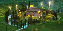 Vind en rejse til Toscana hos Casino.dk
