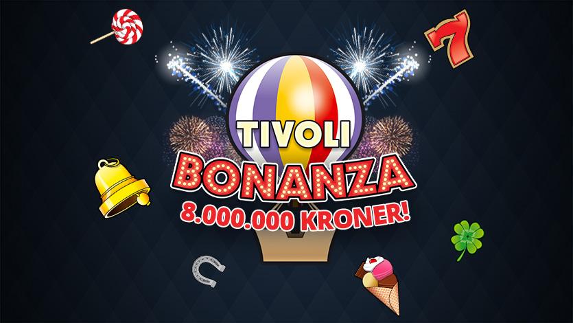 Gratis free spins til Tivoli Bonanza