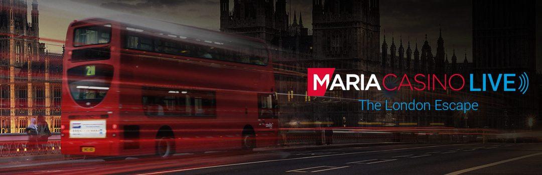 Maria Casino Live Casino – London