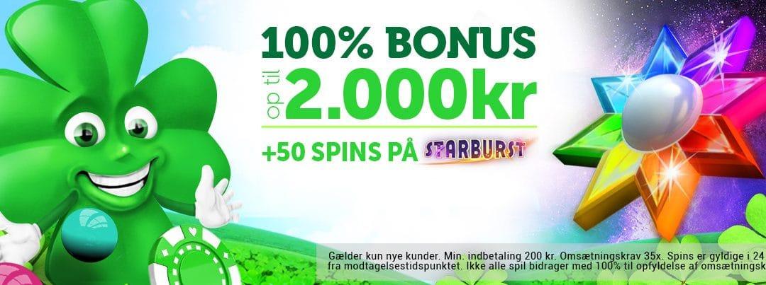 Casino luck bonuskode 2020