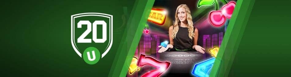 200.000 kr. Live Casino bonus