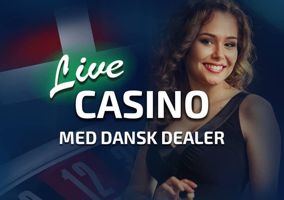 Spil Live Casino med danske dealere på Spilnu.dk