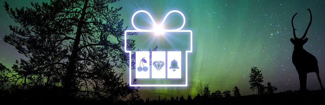 Julekalender med casino bonus + free spins | Maria Casino