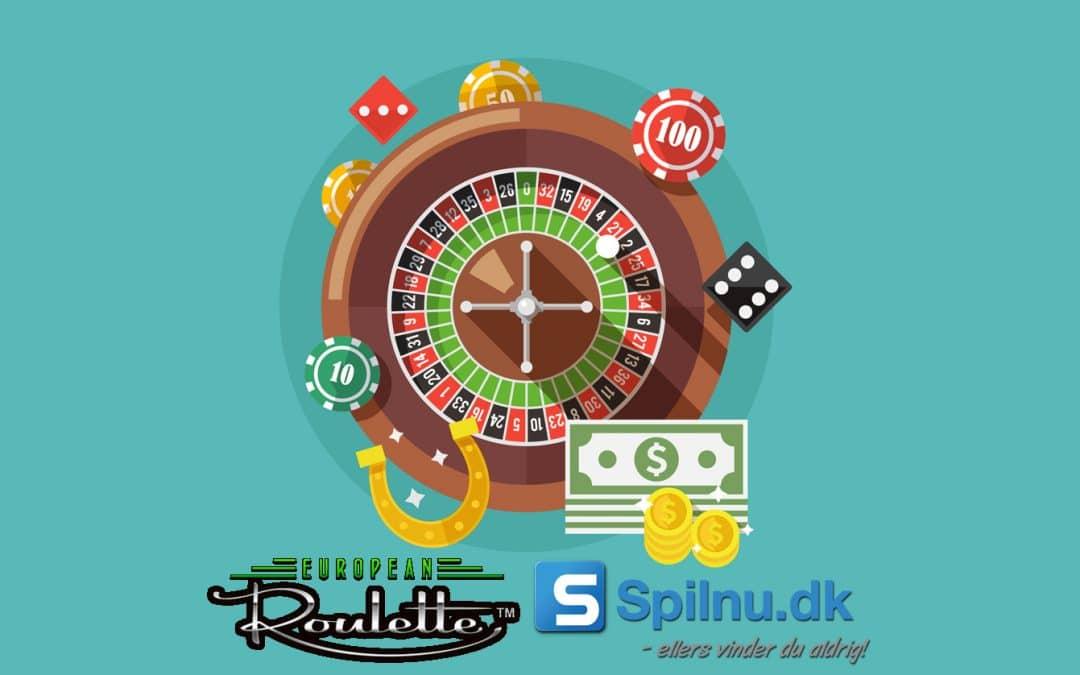 European Roulette på Tivolicasino.dk med bonus