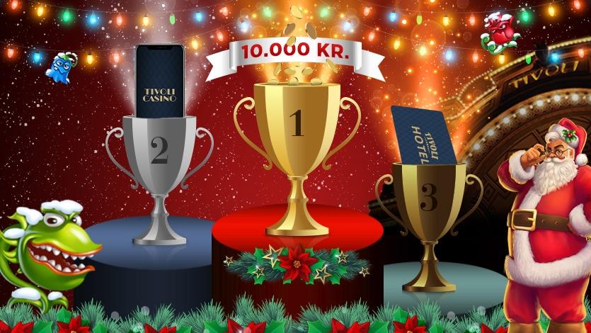 Jule casino turnering med ekstra bonus