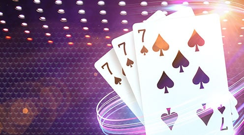 7-7-7 Blackjack giver 2.500 kroner i bonus