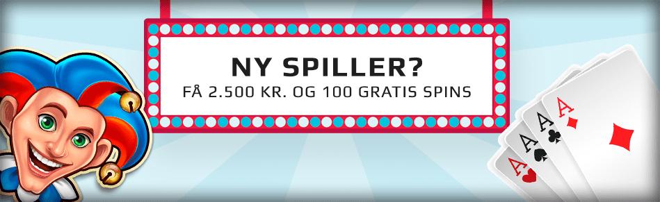 SpilDanskNu.dk bonuskode