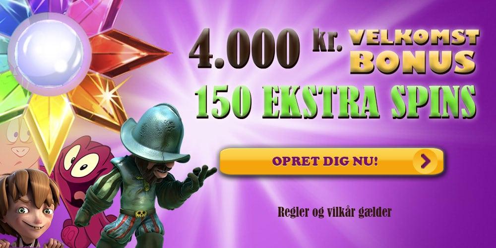 Bingosjov.dk 50 gratis free spins uden bonuskode