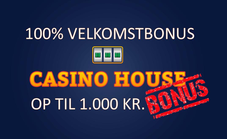 Casino House bonuskode