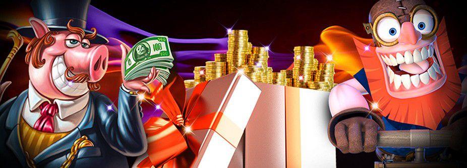 Daglig casino kampagner med free spins og casino penge