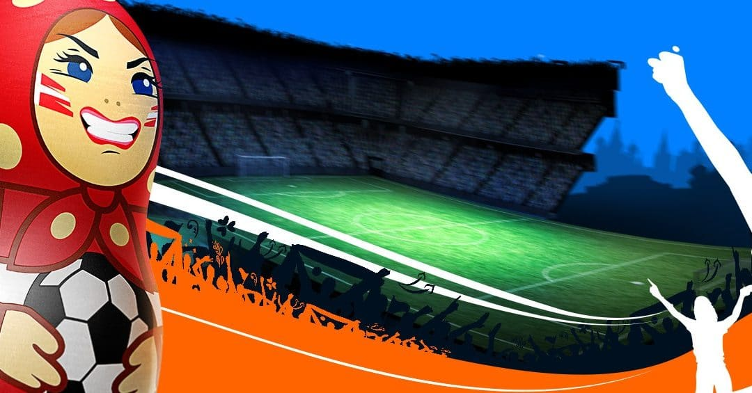 Få 200 kroners gratis freebet på VM 2018