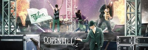 Få VIP-billetter til Copenhell rockfestival