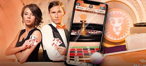LeoVegas.dk Live Casino – Blackjack + bonus