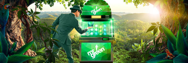 Få 25 freespins hver dag hos Mr Green Casino