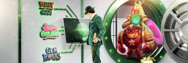 Vind op til 60.000kr hos Mr Green Casino