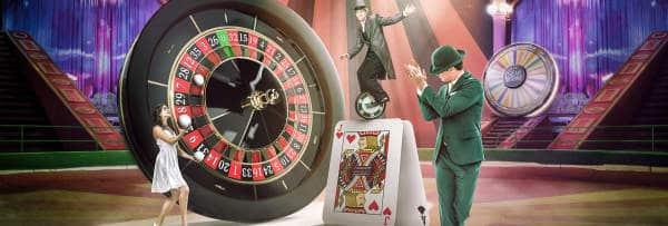 Tag med i cirkus og vind 50.000 kroner