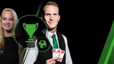 Spil Live Casino og vind 50.000 kroner