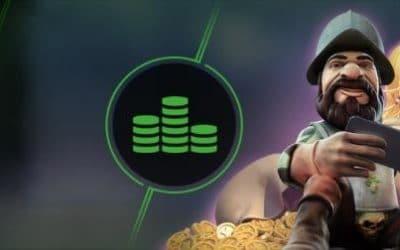 Spil på dine favoritspil og vind 10.000 kr