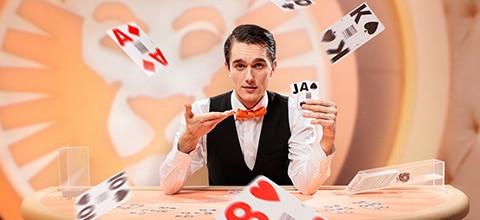 Spil med om 400.000 kr i live casino turnering