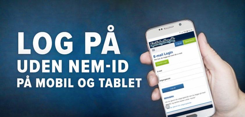 Spil online casino uden NemID og få bonus
