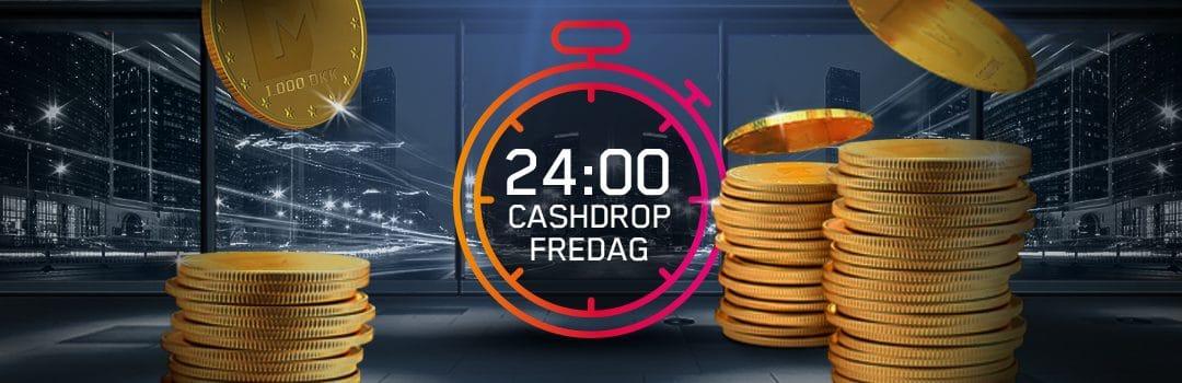Cashdrop hver fredag hos Maria Casino