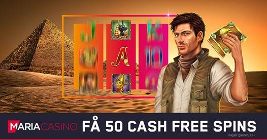 Cash Free Spins i casino bonus