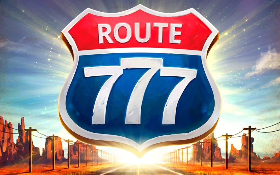 Weekend turnering på Route 777