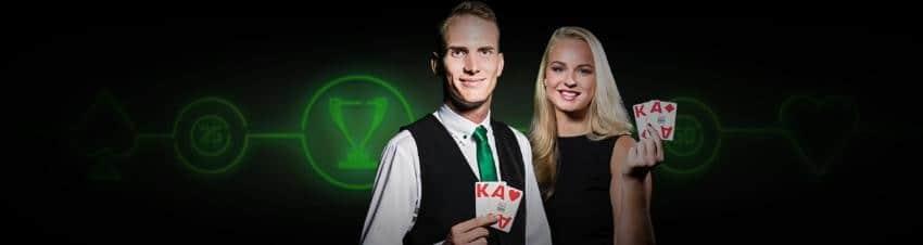 Spil Live Casino og vind 30.000 kr
