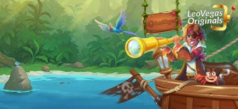 Pirates Paradise konkurrence