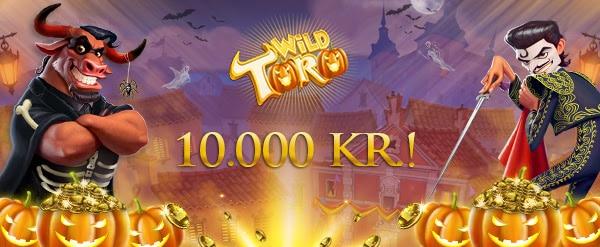 Spil Wild Toro og vind