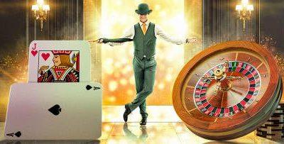 Få casino startbonus
