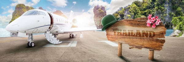 Vind en rejse til Thailand
