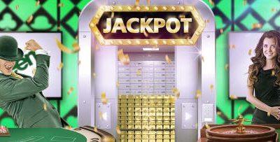 Live casino jackpot