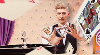 500.000 kr live casino turnering