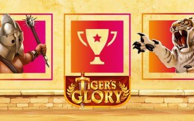 200.000 kr Tigers Glory slot-turnering
