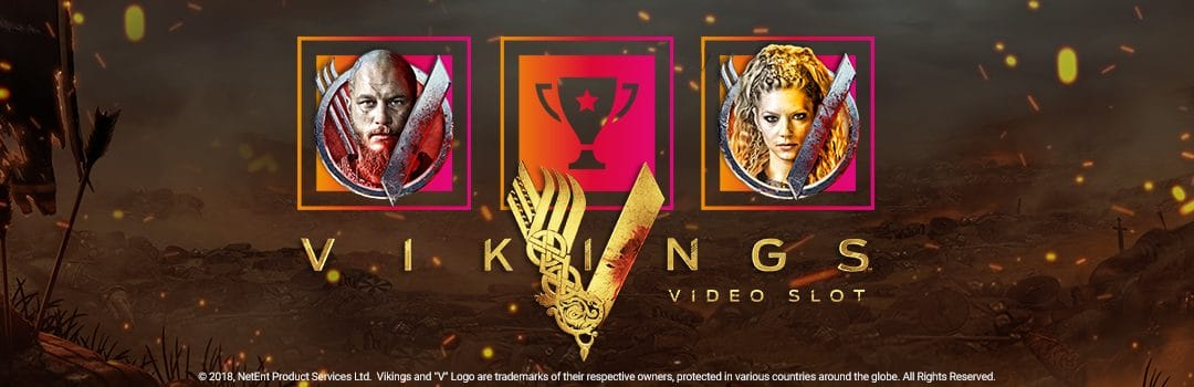 VikingsTM Video Slots turnering