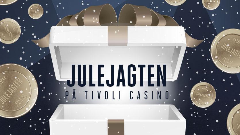 Juleoverraskelser hos Tivoli Casino