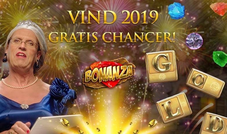 Nytårskonkurrence vind 2019 Gratis Chancer