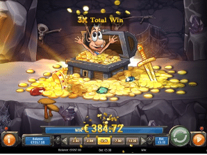 Nye eventyr med spilleautomaten Hugo 2