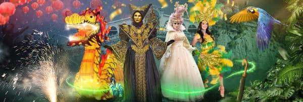 Kom med til årets karneval i Rio