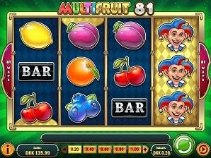Spillemaskine med udbetalingsprocent over 1000 procent