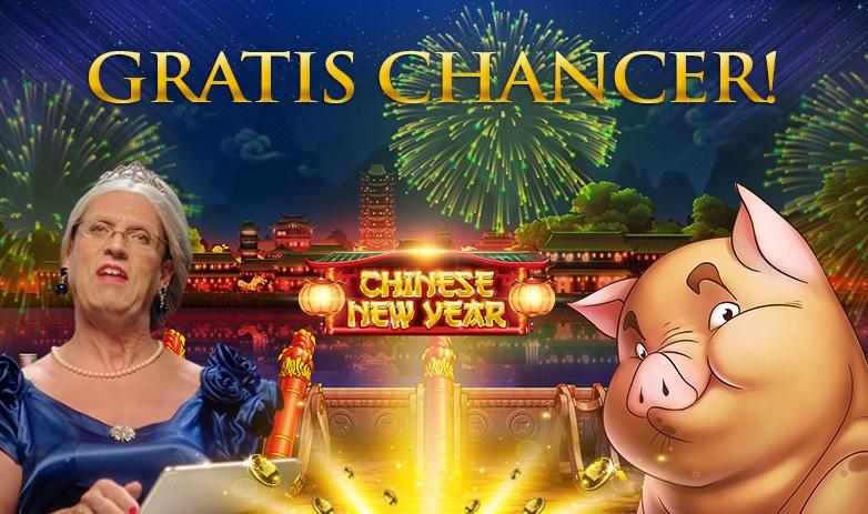 Gratis Chancer på Chinese New Year