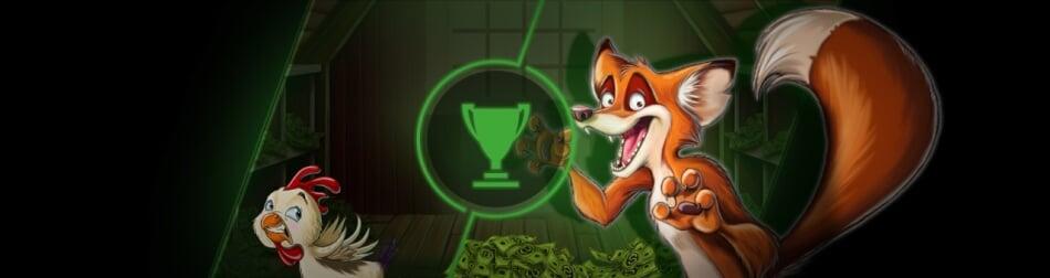 Spil Chicken Fox og vind 30.000 kr