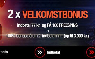 777.dk bonus uden bonuskode